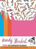 Andy Warhol Fashion Mix and Match Stationery
