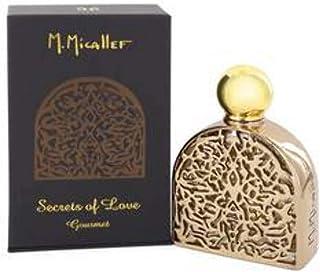 M.Micallef Secret of Love Gourmet Women's Eau de Parfum Spray 75 ml