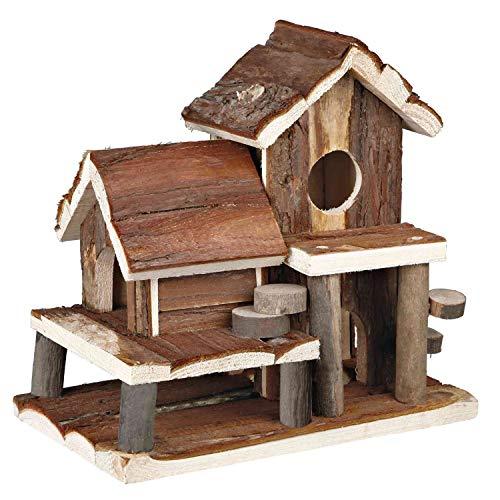 Trixie Natural Living Hamsterhaus Birte, 25 × 24 × 16 cm