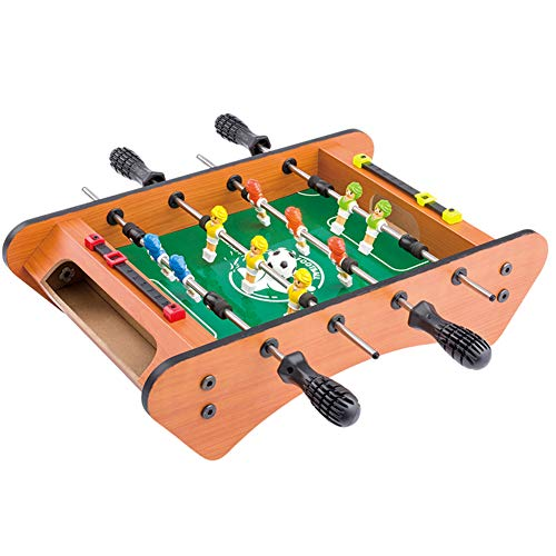Table Top Tafelvoetbalspel Voor Volwassenen En Kinderen Compact Mini Tabletop Soccer Game Interactive Desktop Sport Game Shooting Leuk Spel