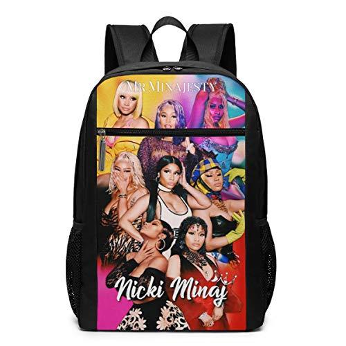 Nicki Minaj Stylish And Very Durable Backpack Very Attractive 6.5 Inch X 12 Inch X 17 Inch