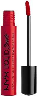 NYX Professional Makeup Liquid Suede Cream Lipstick - Kitten Heels, Sandstorm