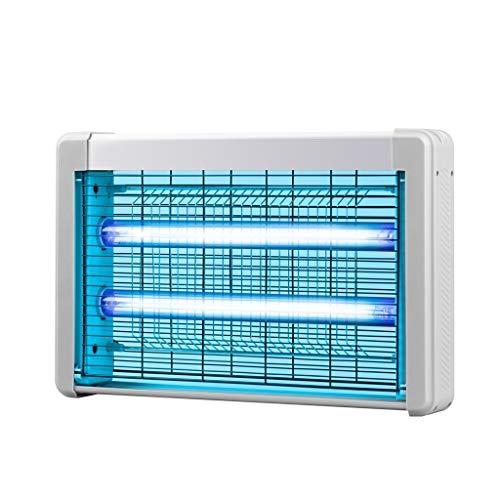GYZ UV-Desinfektion Lampe, Haushalt Entkeimungslampe mit Ozon Quarzlampe, Mite Desinfektion Lampe Wand- und Tischmontage UV-C-Licht (Color : 40W)