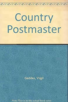 Hardcover Country postmaster Book