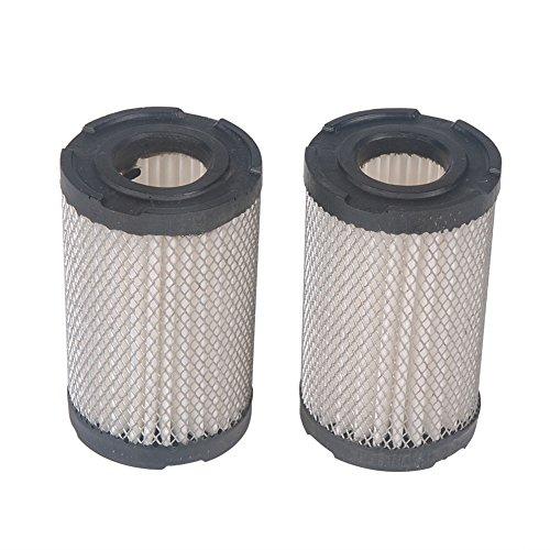 Beehive Filter 2er-Pack Luftfilter, passend für Tecumseh 35066 und Sears 63087a, ersetzt den Oregon 30-301