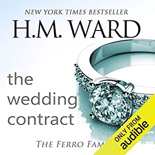 The Wedding Contract audiobook cover art