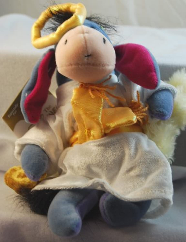 Disney  Mini Bean Bag Choir Angel Eeyore 9  by Disney