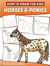 easy drawings of horses step by step