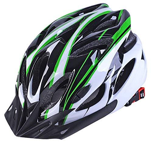 Unisex casco ligero Allround cascos de bicicleta de montaña calle camino casco adulto CE / certificación CPSC bicicleta casco de montar la cabeza protección de los hombres adultos de sexo femenino aju