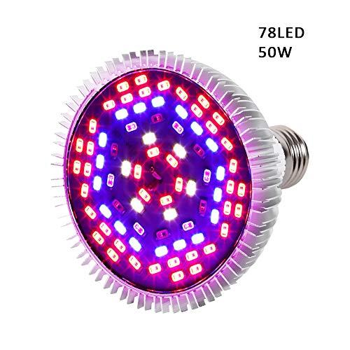 Pianta Coltiva la Lampada E27 40/78/120 LED...