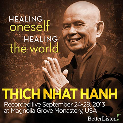Healing Oneself Healing the World audiobook cover art