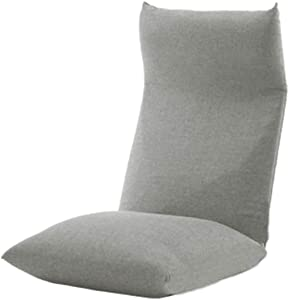 No Logo Giant Bean Bag Grey High Back Lazy Sofa Living Room Balcony Bean Bag Outdoor Garden Chair Removable and Washable Children Tatami Sofa Toss Gaming Chair