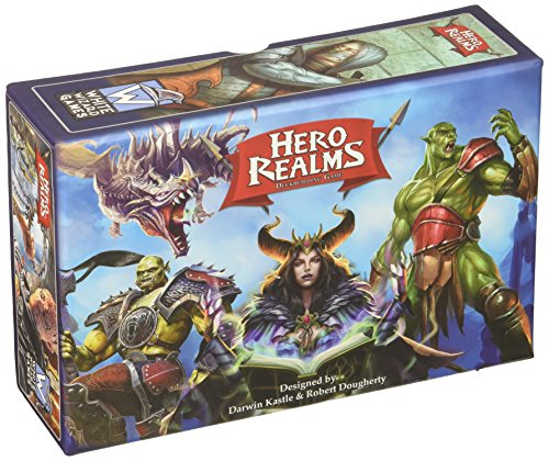 White Wizard Games Hero Realms - Juego de cartas - Ingles , color/modelo surtido