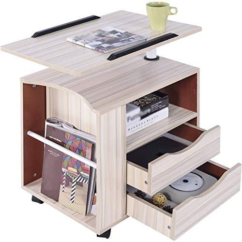 KYEEY Escritorio de ordenador portátil de madera escritorio multifuncional moderno de elevación mesa de estudio mesa de trabajo oficina trabajo hogar y estudio