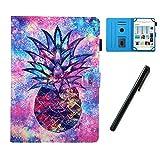 Étui Tablette de 7', Bling Coque Housse de Protection pour iPad Mini, Samsung Galaxy Tab A 7'/ Tab...