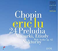 Chopin: 24 Preludes & Mazurkas & Waltz Op.42