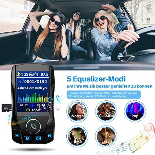 Omorc Bluetooth FM Transmitter - 3