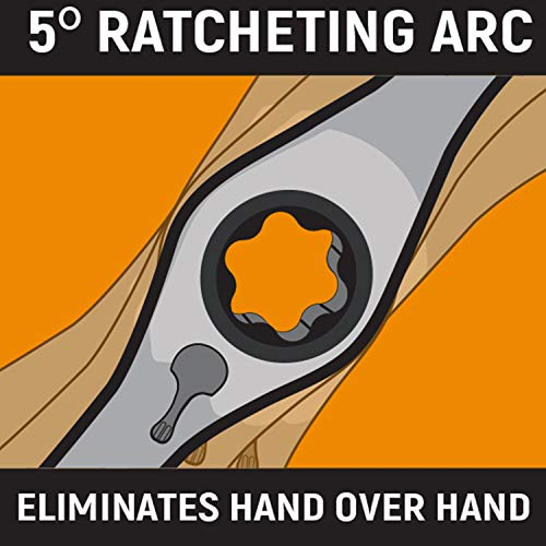 GEARWRENCH 114 Piece Ratcheting Tap and Die Set, SAE/Metric - 82812