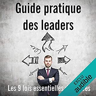 Guide pratique des leaders                   De :                                                                                                                                 Robert Patton                               Lu par :                                                                                                                                 Bertrand Dubail                      Durée : 1 h et 49 min     23 notations     Global 3,4
