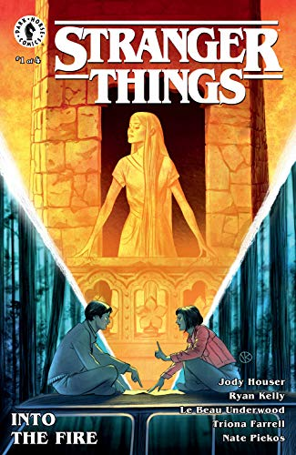 Stranger Things: Into the Fire #1 (English Edition)