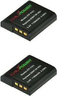 HX10 HX5V H20-H50-H55-H70 WX1 W215 H10 HX9V HX10V H7 H90 batterie seulement W220 HX7V W275 Sony NP-BG1-FG1 NP-DSC-H3 W270 W230 H9 Rusty Bob