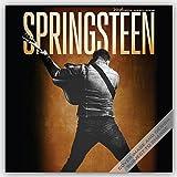 Bruce Springsteen 2016 - 18-Monatskalender: Original BrownTrout-Kalender [Mehrsprachig] [Kalender] (Wall-Kalender)