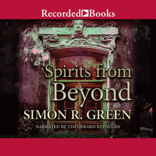 Spirits from Beyond audiobook cover art