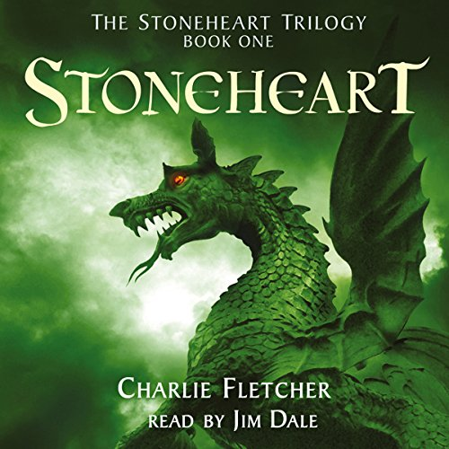 Stoneheart audiobook cover art