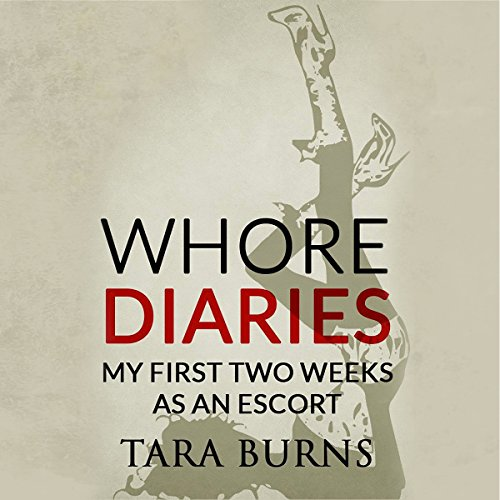 Whore Diaries audiobook cover art