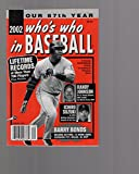 Who's Who in Baseball 2002 - 87th Edition