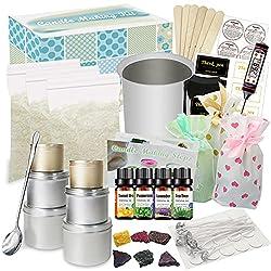 Image of Candle Making Kit Supplies,...: Bestviewsreviews