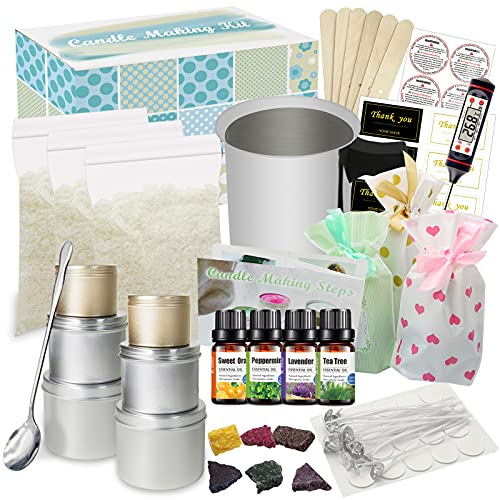 JXXXN Candle Making Kit Supplies