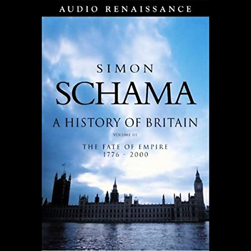A History of Britain audiobook cover art