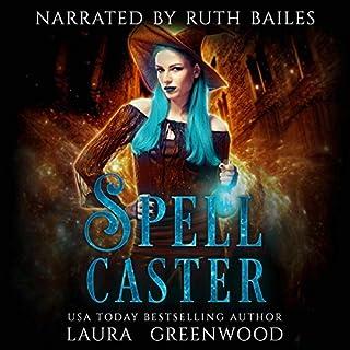 Spell Caster audiobook cover art