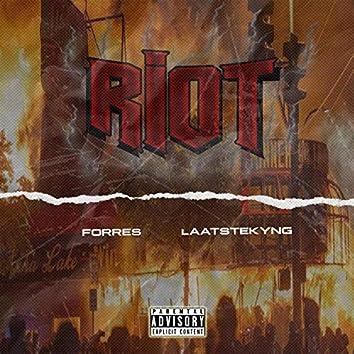 Riot (feat. Laatstekyng)
