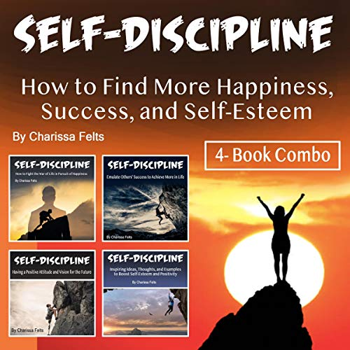 Self-Discipline: 4-Book Combo  By  cover art