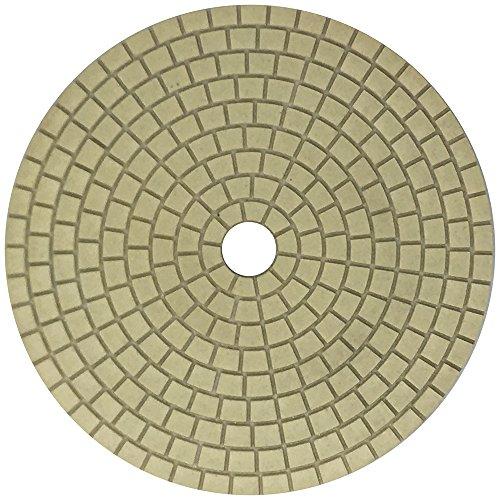 Find Discount 7 Inch Diamante Italia Wet Granite Polishing Pads - 800 Grit