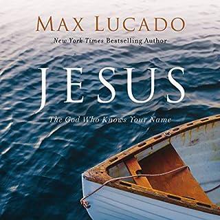 Jesus audiobook cover art