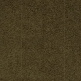 Best olive green suede fabric Reviews