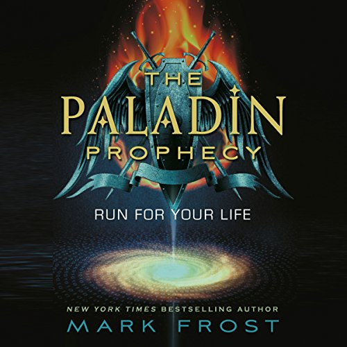 The Paladin Prophecy: Book 1 audiobook cover art
