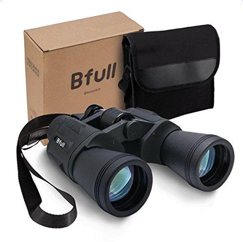 Bfull 12x50 Binocolo, Portabile Telescopio con...