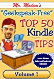Mr. Modem's Top 50 Kindle Tips, Volume 1 (English Edition)...
