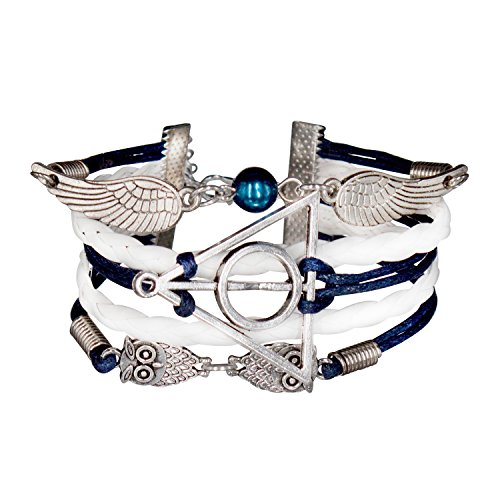 fabulous Jirong Unendlich Armband Unendlichkeit Infinity Armband Hunger Games Harry Potter