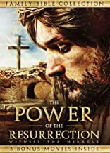 Power of the Resurrection Includes 3 Movies: Esther & The King / Joseph & His Brethren / The Great Commandment