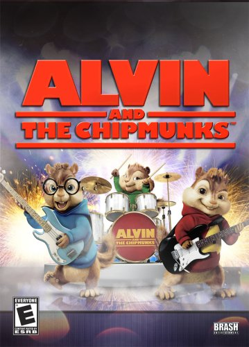 Alvin & The Chipmunks - Nintendo DS