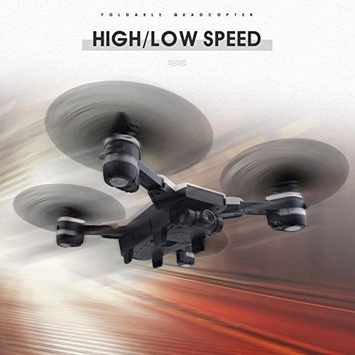 Zantec YH 19HW RC 4 achs Flugzeug Modell UAV Antenne Set High Drone WIFI Quadcopter