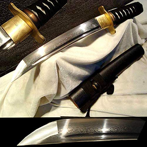 GLW Sword Japanese Katana Wakizashi Samurai Pa Short New life Colorado Springs Mall Tanto