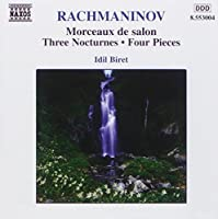 Morceau de Salon/Nocturnes No.3 (1999-06-15)