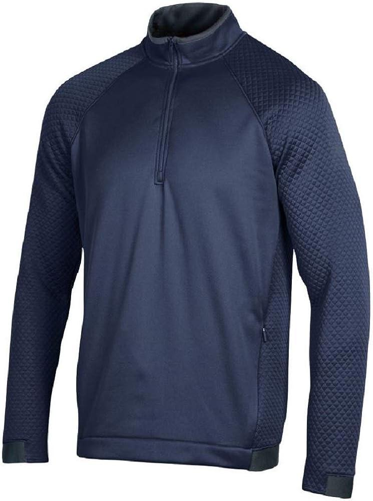 NOUVEAU Under Armour Men/'s HeatGear Poids Léger 1//4 Zip Pull-over variété Taille//couleur!