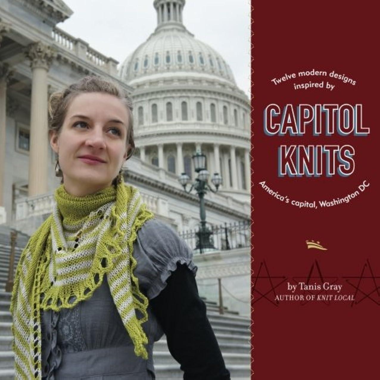 Capitol Knits: Twelve Modern Designs Inspired by America's Capital, Washington DC, Vol. 1 gfwupzizcmyxg745